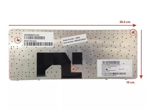 Teclado Hp Mini 210 210-1000 210-1028la  210-1000 210-1100