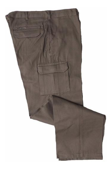 Pantalon Cargo Dama Mujer Trabajo Policia Bolsillo Oferta Grafa Gabardina Quilmes