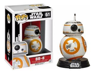 Bb8- Funko Pop- Bb-8 Star Wars - #61