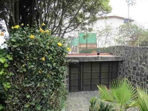 Casa En Venta En Miguel Hidalgo 3a Seccion , Tlalpan, Ciudad De Mexico