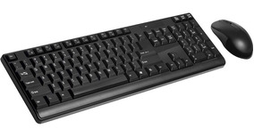 Teclado E Mouse Multilaser Wireless 2.4ghz Usb Tc16 24558