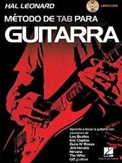 Metodo De Tab Para Guitarra