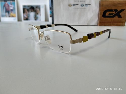 Armazon Receta Viv Gafas 521 (via-vai) + Limpia Cristal.