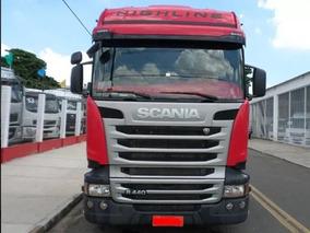 Scania R 440 Highline 6x4