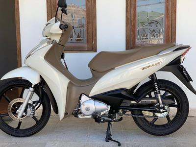 Honda Biz + 125 Flex