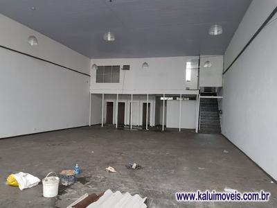Utinga - Salão Comercial 350m². Com Mezanino - 65256