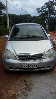 Mercedes-benz A160 2003