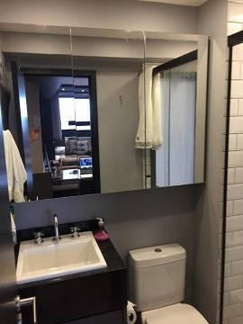 Imagem 1 de 5 de Apartamento, 35 M² - Venda Por R$ 620.000,00 Ou Aluguel Por R$ 3.600,00/mês - Vila Olímpia - São Paulo/sp - Ap16182