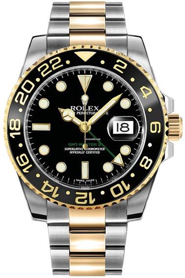 Rolex Gmt-master 16753 8xmk55 Automático