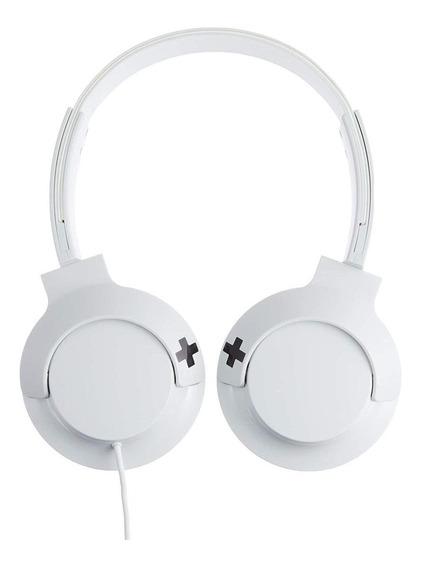 Fone de ouvido Philips BASS+ SHL3075 branco