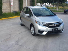 Honda Fit Fun 2016 Plata Standar