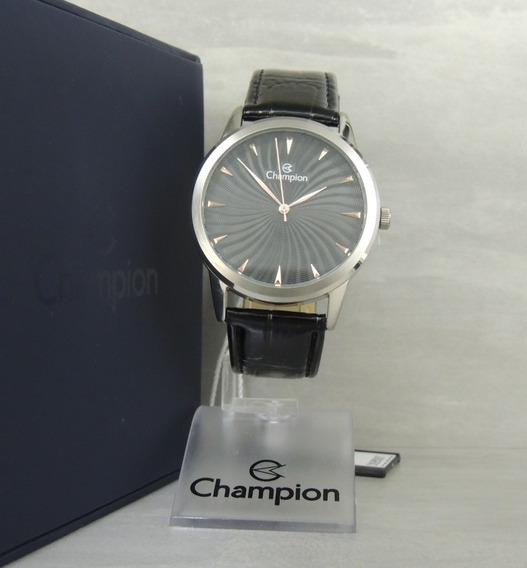 Relógio Champion Masculino Cn20588t - Nota Fiscal