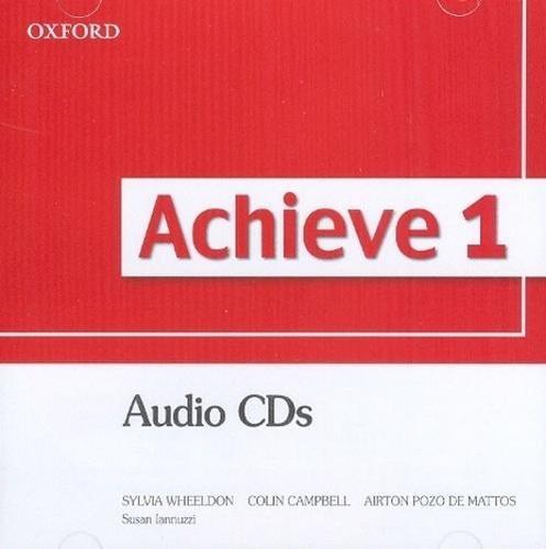 Achieve 1 - Class Audio Cd (pack Of 2)