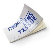 Bloco Limpa Lentes Lens Tissue Rosco C/ 100 Folhas