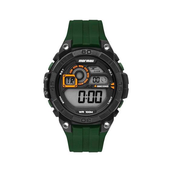 Relógio Mormaii Wave Mo2019ab/8v Un Com Nf E Garantia