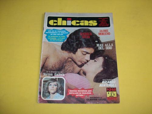 15428e2fb9 Lucia Mendez Jaime Moreno Rebeca Silva Fotonovela Chicas