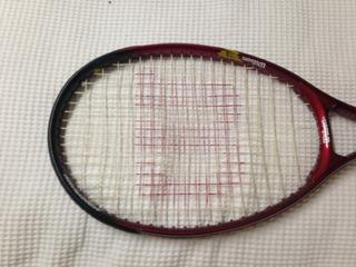 Raqueta De Tenis, Wilson Advantage, Midsize, L4, 4 1/2