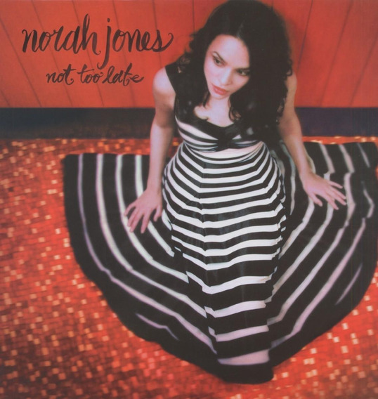 Norah Jones Not Too Late Vinilo 200 Gr Nuevo Importado