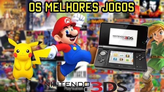 Pack Rom Com 210 Jogos De Nintendo 3ds