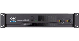 Amplificador De Potencia Qsc Rmx850 830 W