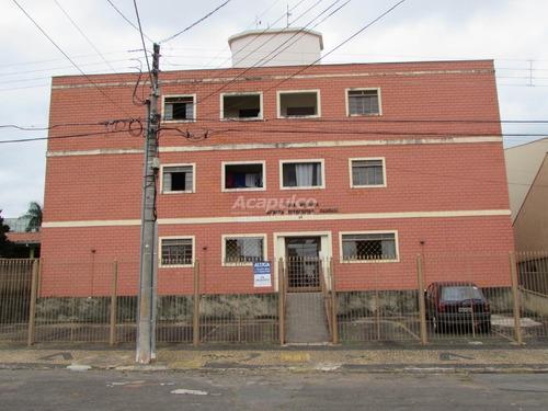 Imagem 1 de 10 de Kitnet Para Aluguel, 1 Quarto, 1 Vaga, Santa Cruz - Americana/sp - 1391