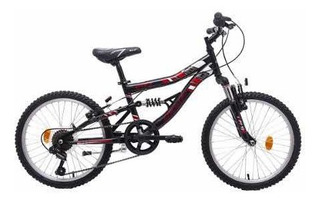 Bicicleta Slp Rod20 - Doble Suspension