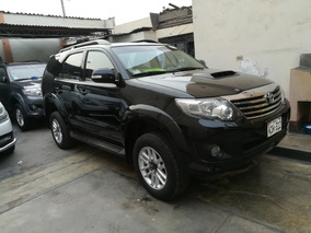 Toyota Fortuner 2012,modelo 2013 Impecable,936505712-9815402