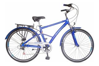 Bicicleta Urbana - Skinred Koln Hombre - Rodado 28
