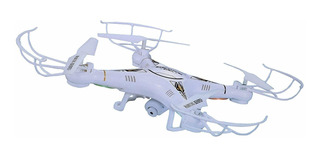 Drone Haoboss 8987W con cámara HD blanco