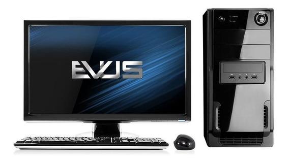 Microcomputador Desktop Evus Modelo Trend 504 Setima Geracao