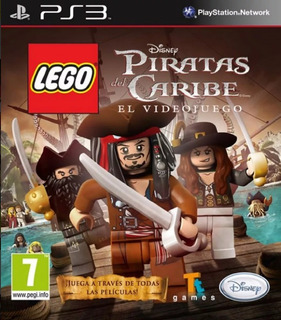 Lego Piratas Del Caribe Ps3 - Play Mexico