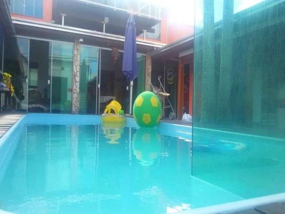Casa Grande Climatizada Com Piscina!! - A358 - 3285148