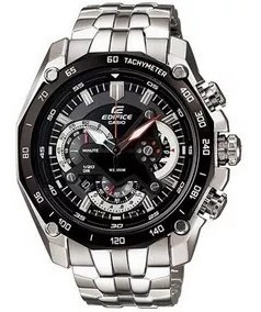 Relógio Masculino Casio Edifice Ef-550d-1av Promoção