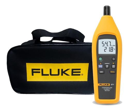 Medidor Fluke De Temperatura E Umidade 971