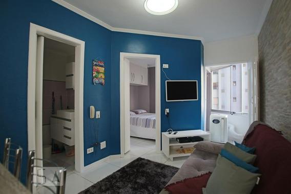 Apartamento Para Aluguel - Consolação, 1 Quarto, 33 - 892965177