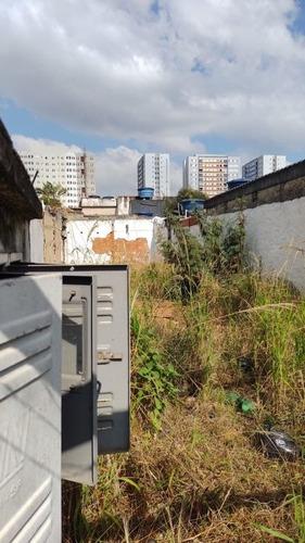 Imagem 1 de 10 de Terreno Para Venda No Bairro Vila Barros Em Guarulhos - Cod: Ai25148 - Ai25148