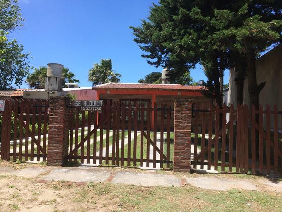 Casa 2 O 3 Ambientes A 4 Cuadras Del Mar Y Muelle De Pesca
