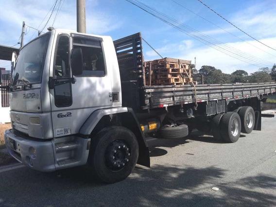 Ford Cargo 2422 Truck Carroceria 8,30 !!!