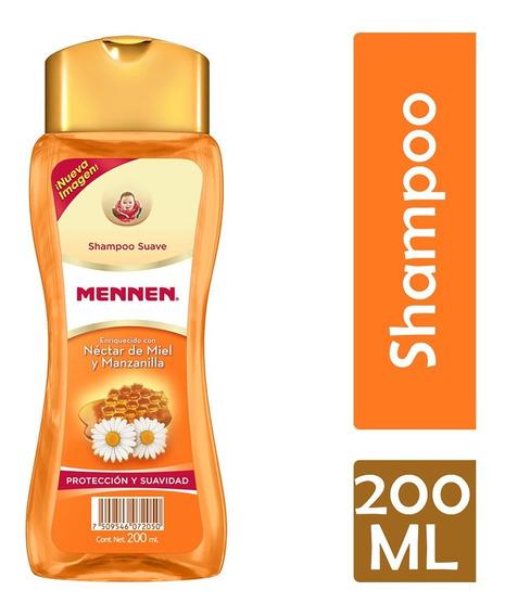 Mennen Shampoo Protección/suavidad, 200 Ml