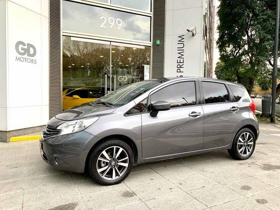 Gd Motors Nissan Note 1.6 Exclusive 110cv Cvt 2017