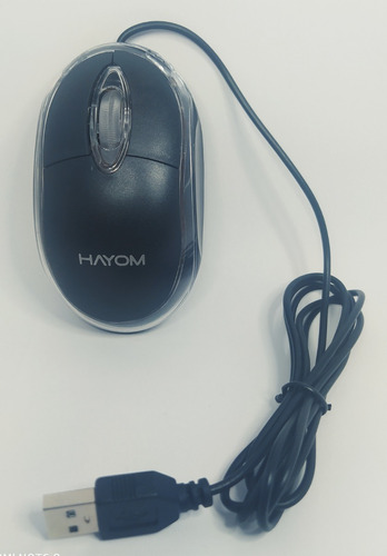 Mouse Para Notebook Optico Pc Knup