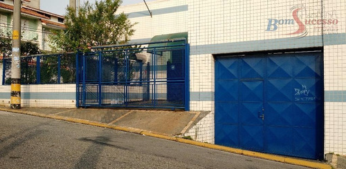 Galpão À Venda, 1200 M² Por R$ 4.200.000,00 - Itaquera - São Paulo/sp - Ga0095