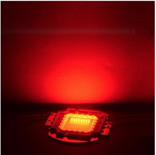Chip Led Reparo Reposição Refletor Holofote 100w