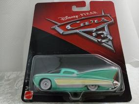 Flo Disney Pixar Cars 3 Mattel