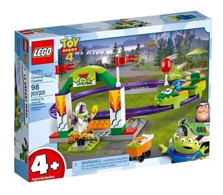 Lego Toy Story Montaña Rusa Original