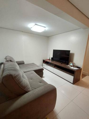 Imagem 1 de 21 de Apartamento À Venda, 120 M² Por R$ 865.000,00 - Casa Branca - Santo André/sp - Ap0062