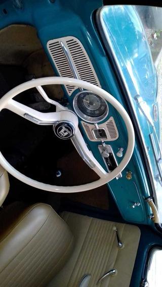 Volkswagen Sedan Clasico 2 Puertas Color Azul