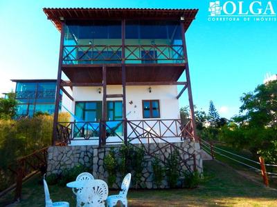 Casa De Condomínio Com 3 Dormitórios, 120 M² - Gravatá/pe - Vl0416
