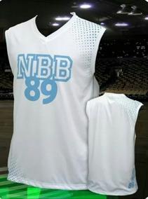 Regata Camiseta Basquete Nbb