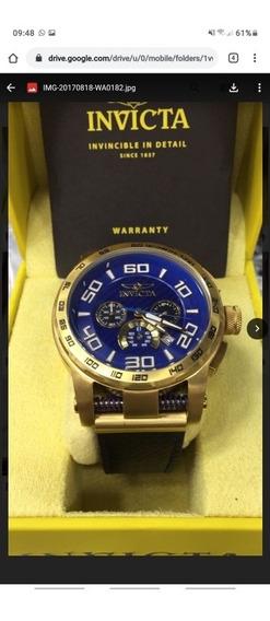 Relógio Masculino Invicta Bolt Zeus Magnum25209 Com Caixa